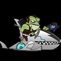 Gunther the Shark