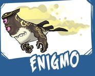Yellow Enigmo(100mph)