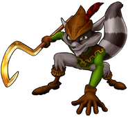 Avatar sly cooper 2