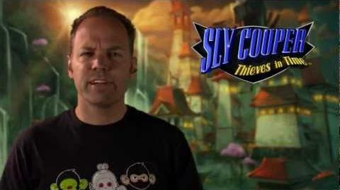 Sly Cooper Thieves in Time Design Your Treasure Competition