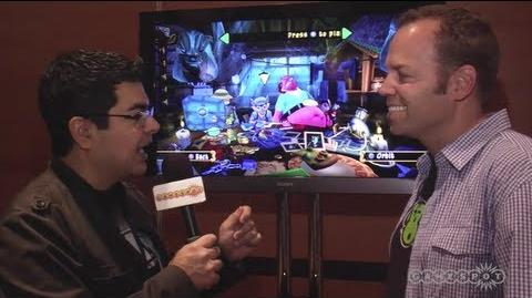 Sly Cooper Thieves in Time - PAX 2011 Interview-Gamespot