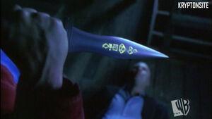 Kryptonian Dagger