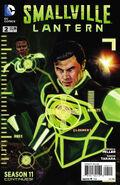 Smallville Lantern Vol 1 2