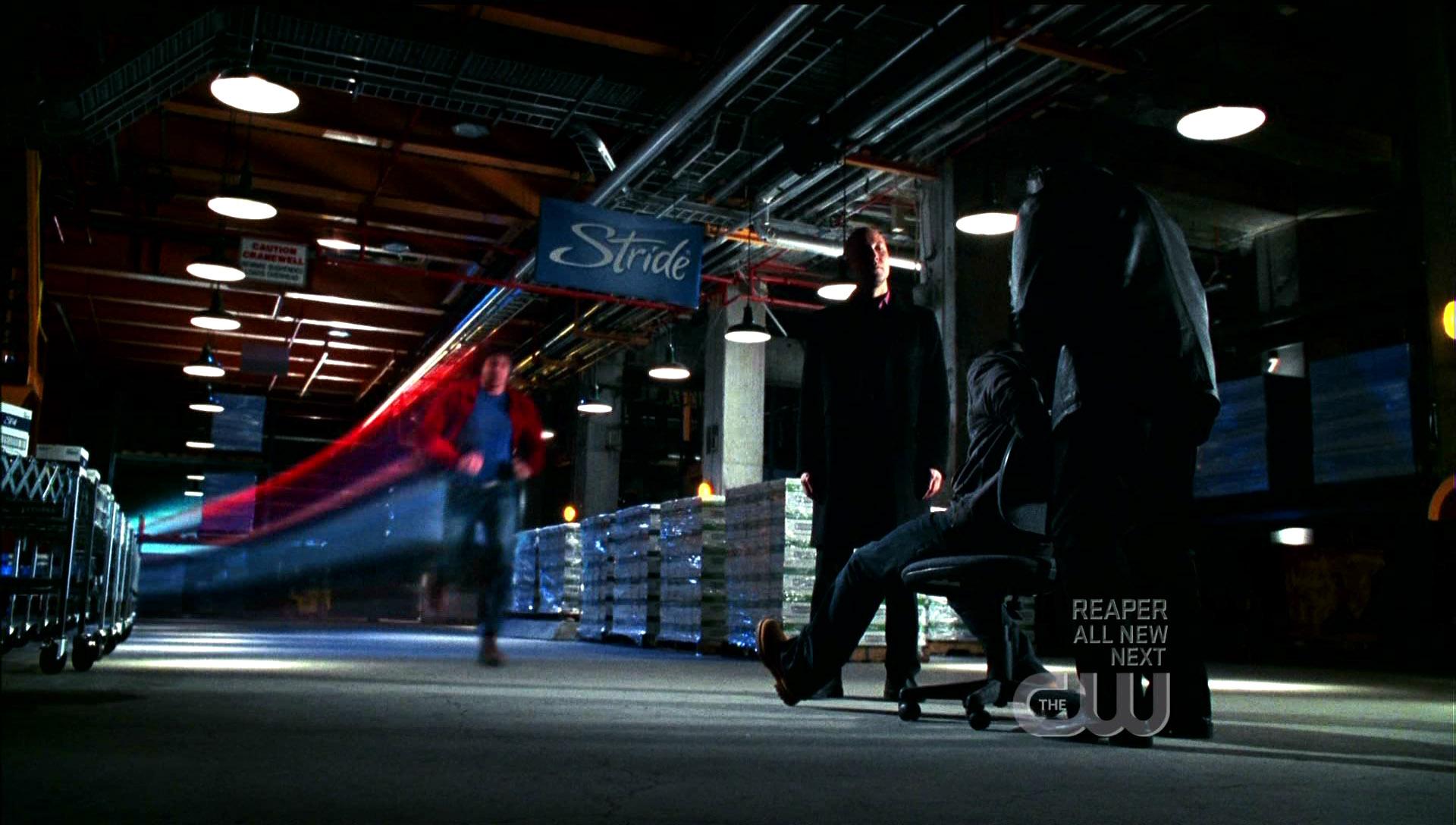 Super Speed Smallville