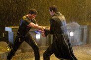 Clark vs Zod Salvation