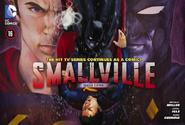 Smallville season 11 16 cover superBat
