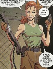 Lana Lang Adventurer