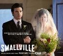 Clark and Lois' wedding
