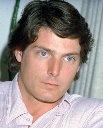 christopher reeve height