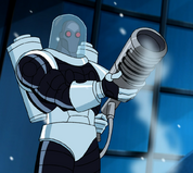 Batman Rouges Freeze DCAU Mr. Freeze SBPE