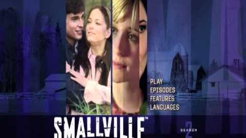 Smallville Season 2 DVD Menu Intro