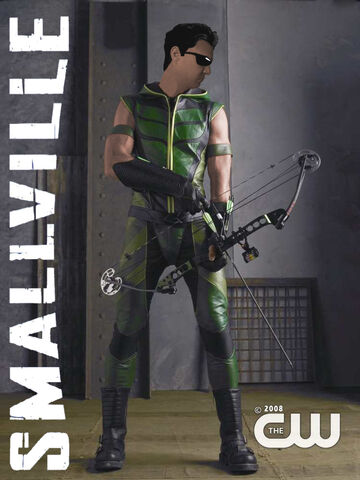 File:Fotomontaje Yo como Green Arrow (Smallville).jpg