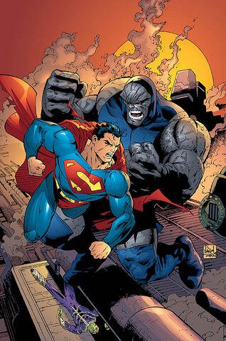 File:Superman vs Darkseid.jpg