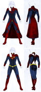 Smallville s11 supergirl