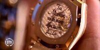 Martha's watch