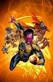 Sinestro corps war by rinaldosetiawan-d654t1m