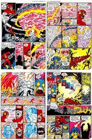 Flash Barry Allen death Flash 0050