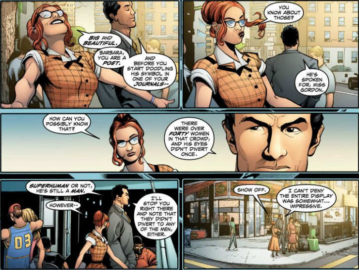 clark kent and lois lane relationship problems