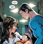 Birth of Jon Kent