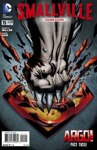 Smallville S11 I15 - Cover A