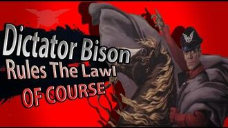 Smash Bros Lawl MAD Character Moveset Movie Bison