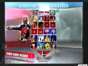 Character Select befor 7 to 10