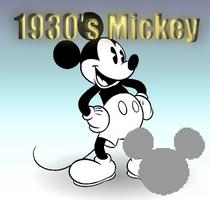 1930's Mickey