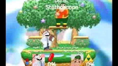 Smash Bros Movesets-Toon Dr