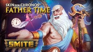 SMITE - New Skin for Chronos - Father Time