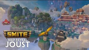 SMITE - New Joust Map Reveal Trailer