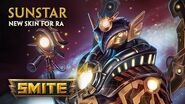 SMITE - New Skin for Ra - Sunstar (Season Ticket 2016)