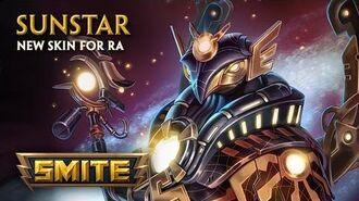 SMITE - New Skin for Ra - Sunstar (Season Ticket 2016)