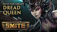New Serqet Skin Dread Queen