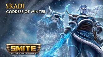 SMITE - God Reveal - Skadi, Goddess of Winter