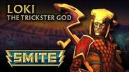 SMITE God Reveal - Loki, The Trickster God