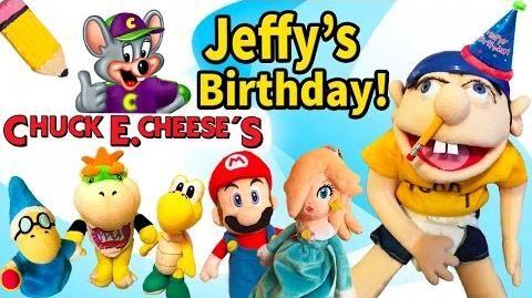 SML Movie Jeffy's Birthday!