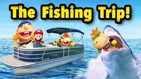 SML Movie The Fishing Trip!