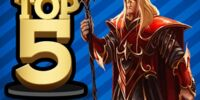 Top 5 Wizards in Video Games