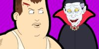 Dracula's Time Machine (Teleporting Fat Guy)