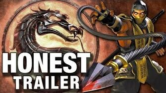 MORTAL KOMBAT (Honest Game Trailers)-2