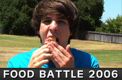 Food Battle 2006