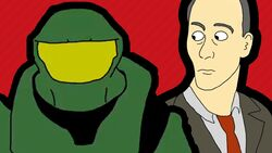 Master Chief (Icons of Teen)