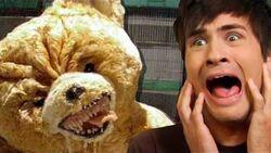 KILLER TEDDY BEAR!
