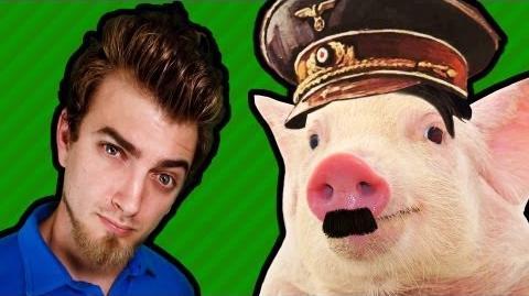 Racist Pigs! Ft. Rhett McLaughlin