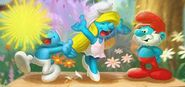 Smurfs magical meadow