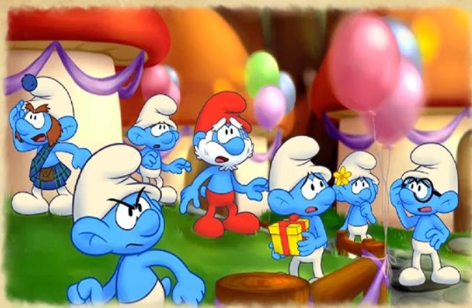 Image - Smurfs 2 Game Where's Smurfette.jpg   Smurfs Wiki   FANDOM ...