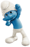 Mu-man-smurf