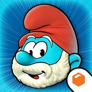 Smurfs' village and the magical meadow icon