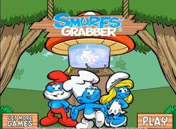 Smurfs Grabber
