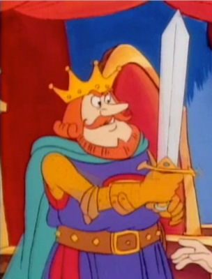 King Arthur Smurfs Wiki Fandom Powered By Wikia